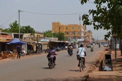 Innenstadt von Ouagadougou